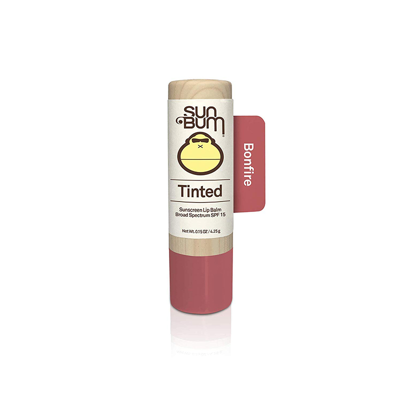 Tinted Lip Balm Is Also a Great Option