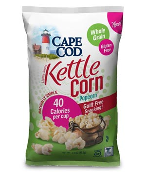 Cape Cod Kettle Corn