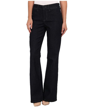 NYDJ Isabella Trouser in Dark Enzyme