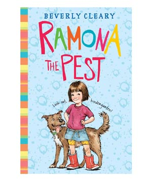 Ramona the Pest, by Beverly Cleary