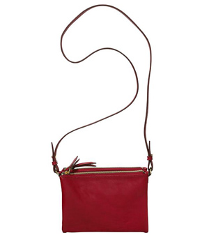 Old Navy Faux-Leather Crossbody