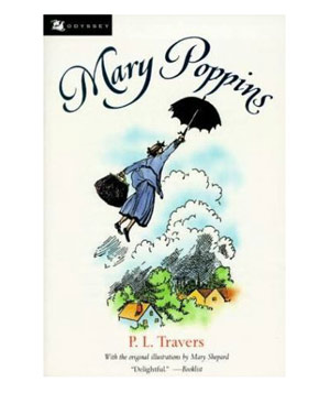Mary Poppins, by P.L. Travers