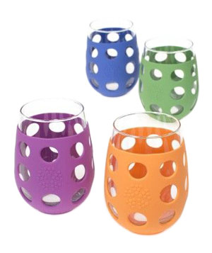Durable Wine Glasses