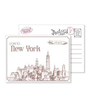 Ceci New York Vintage Postcards
