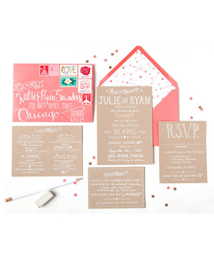 Swiss Cottage Designs Custom Invitations