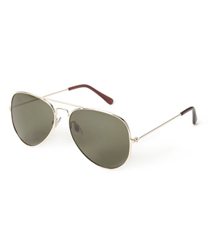 Forever 21 Everyday Aviator Sunglasses