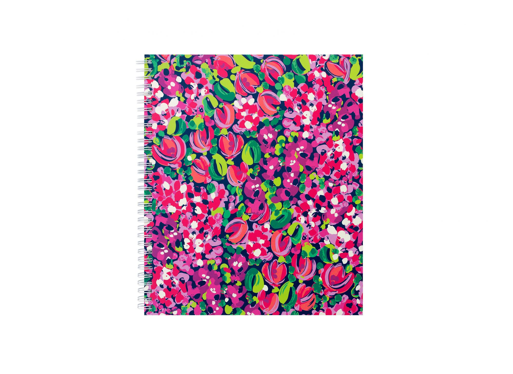 Lilly Pulitzer Wild Confetti Large Notebook