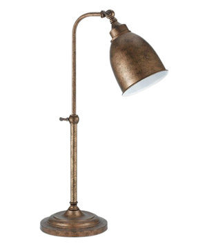 Rustic Pharmacy Table Lamp