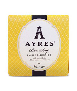 Ayres Pampas Sunrise Bar Soap