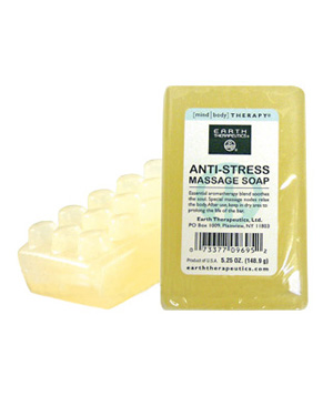 Earth Therapeutics Anti-Stress Massage Soap