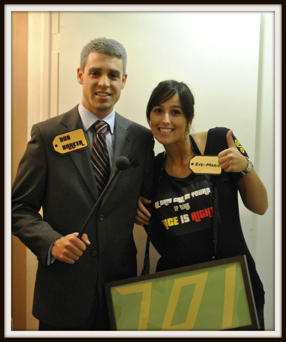 The Price Is Right costume