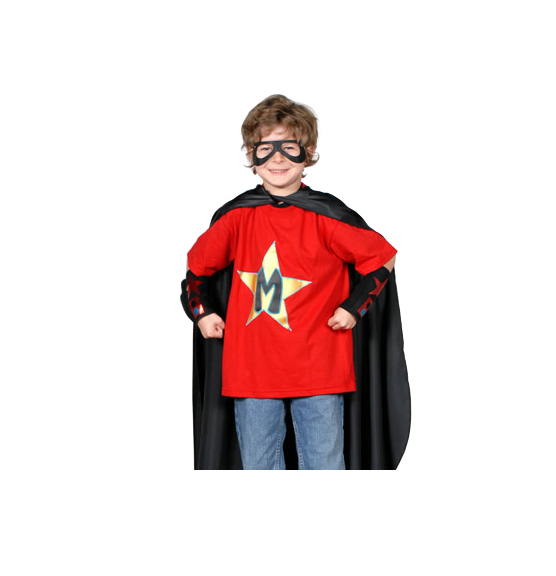 Custom Superhero Costume