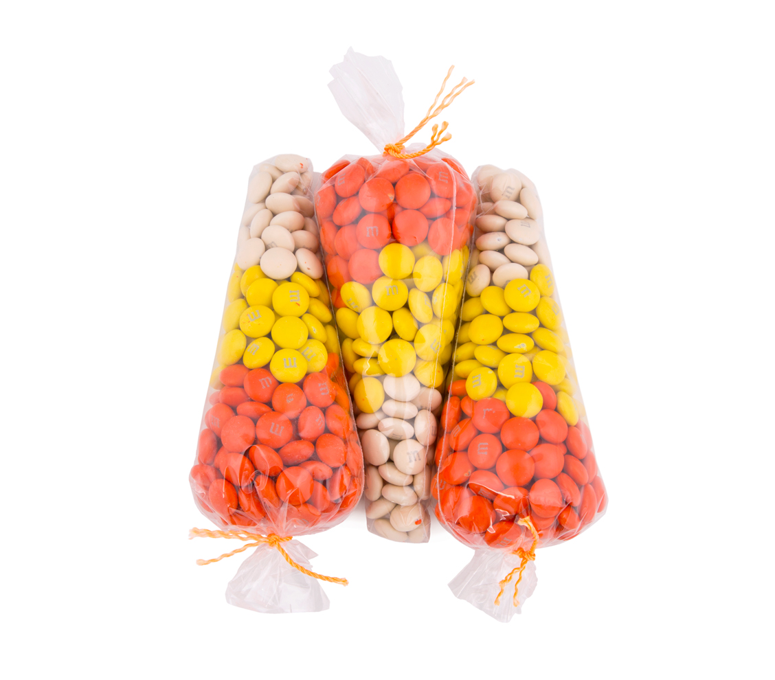 Candy Corn Cones