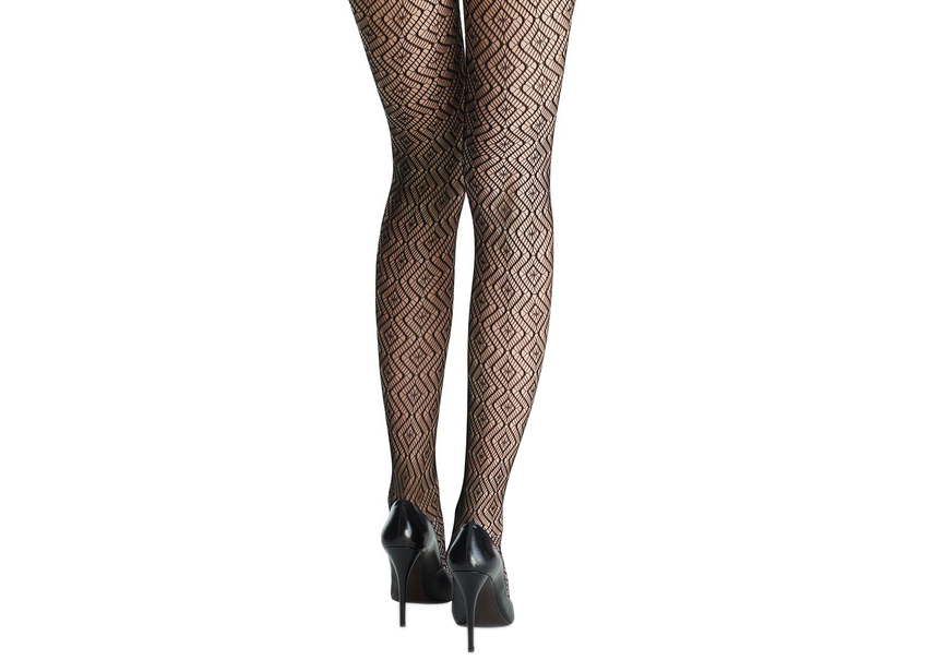 Commando Geo Net Tights