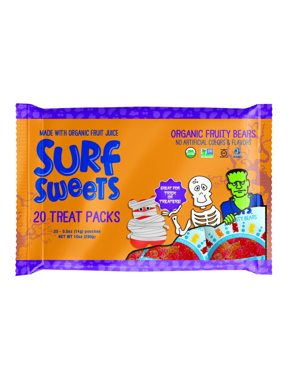 Surf Sweets Trick or Treat Pack
