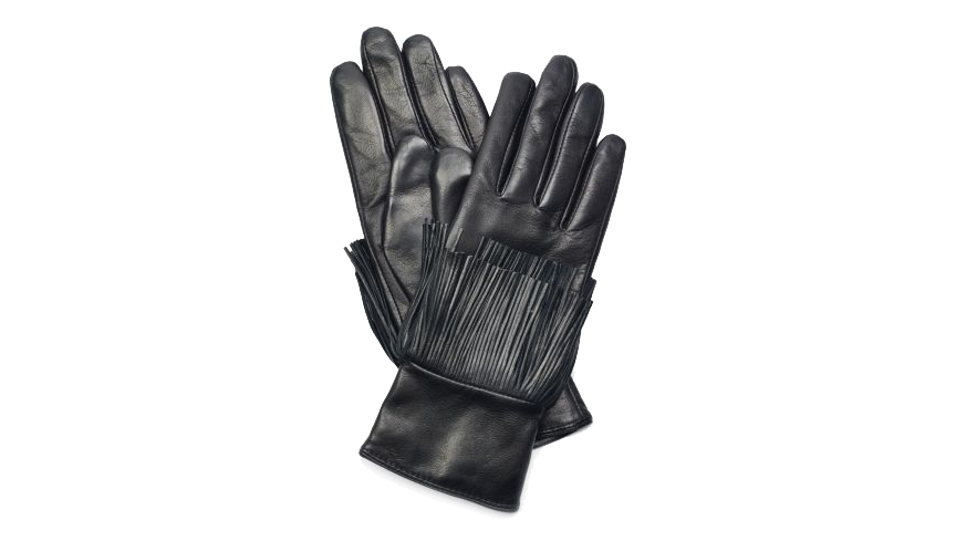 Club Monaco Kimmy Fringe Gloves