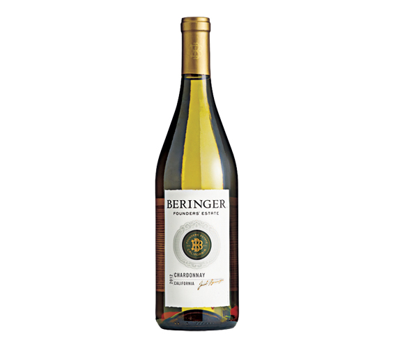 2012 Beringer Founder's Estate Chardonnay