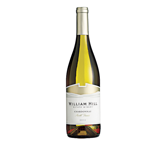 2012 William Hill Estate North Coast Chardonnay