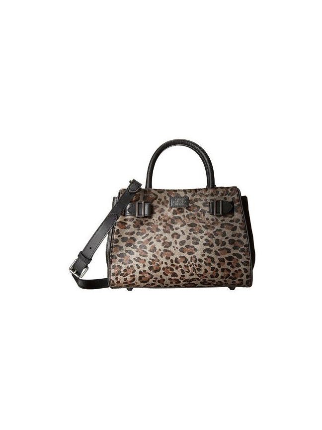 Vince Camuto Eli Small Satchel (leopard)