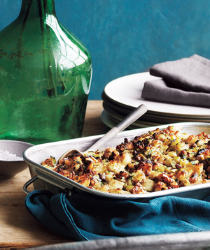 Sausage and Walnut Stuffing