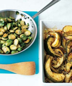 Brussels Sprouts With Brown Butter and Sage