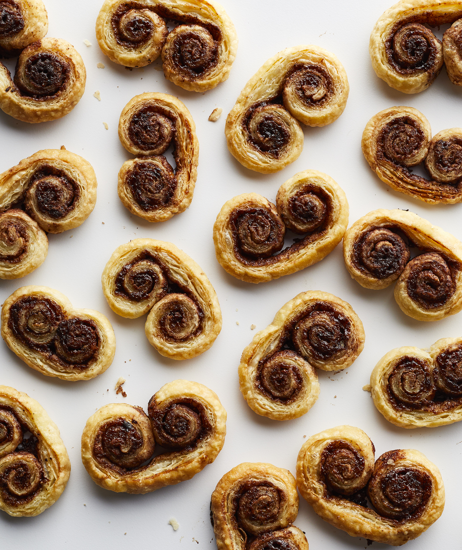 Chocolate Coffee Palmiers
