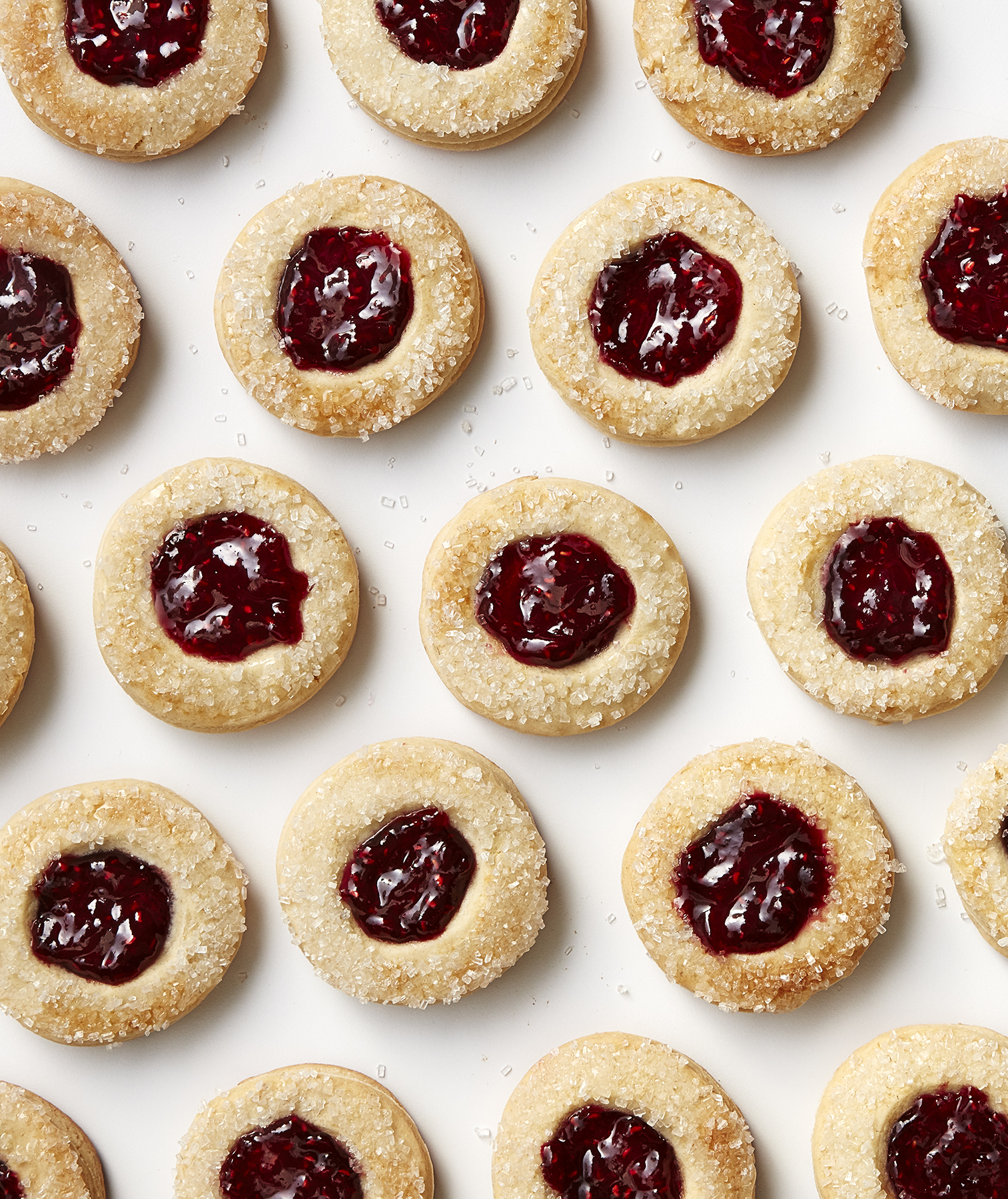 Jam Pocket Cookies
