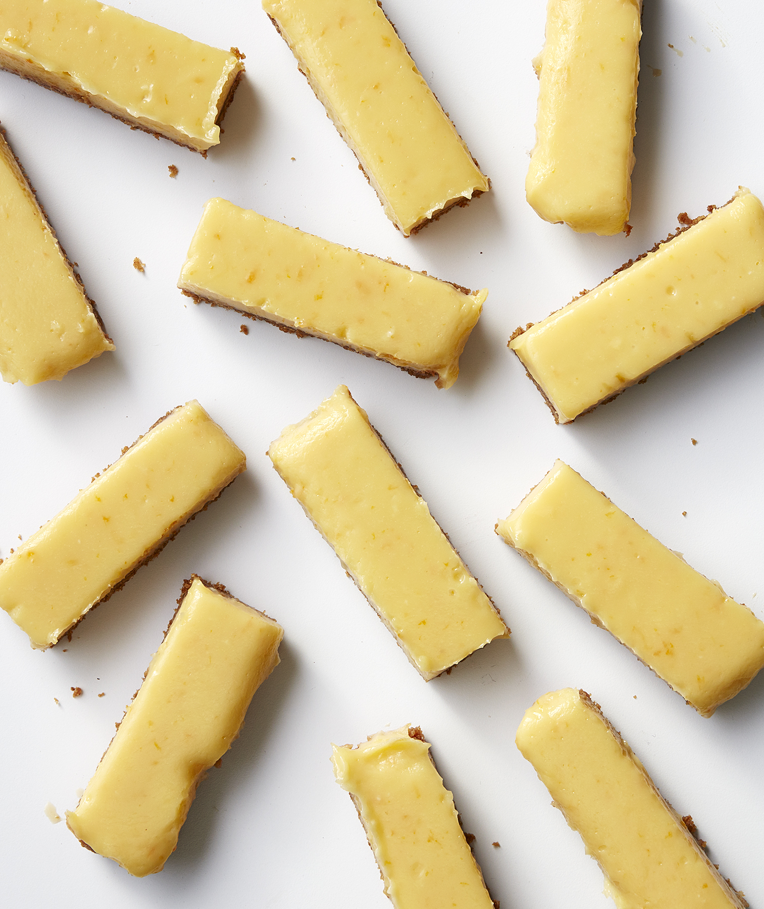 Orange Lemon Curd Bar