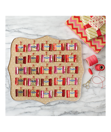Sponsored Content: Add Holiday Flair with Ghirardelli SQUARES®