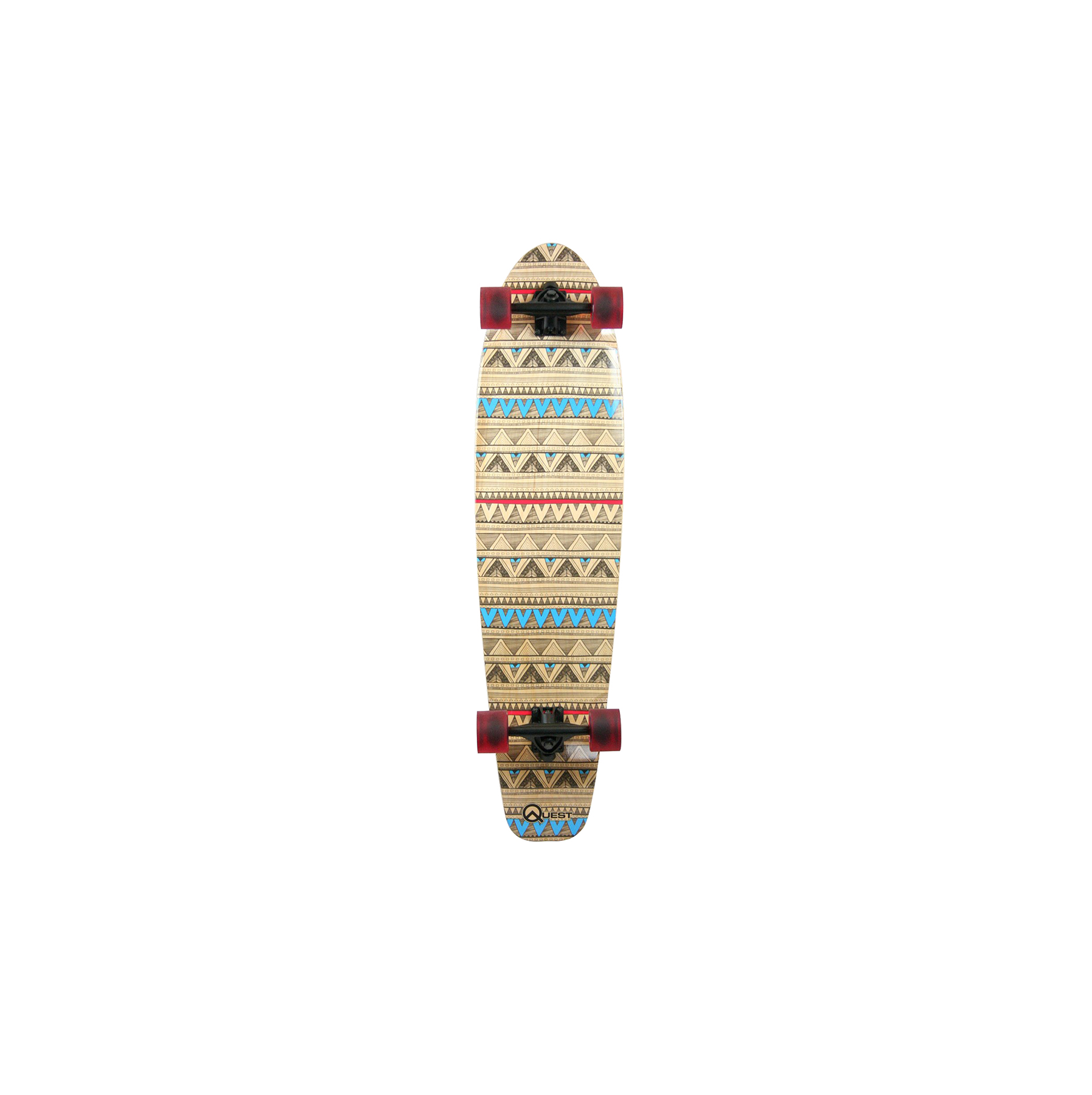 Quest Native Spirit Kick Tail Longboard
