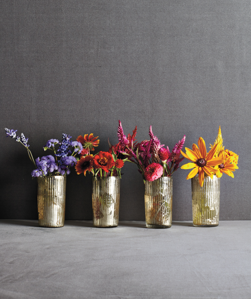 5 Beautiful, Do-It-Yourself Flower Arrangement Ideas | Real Simple
