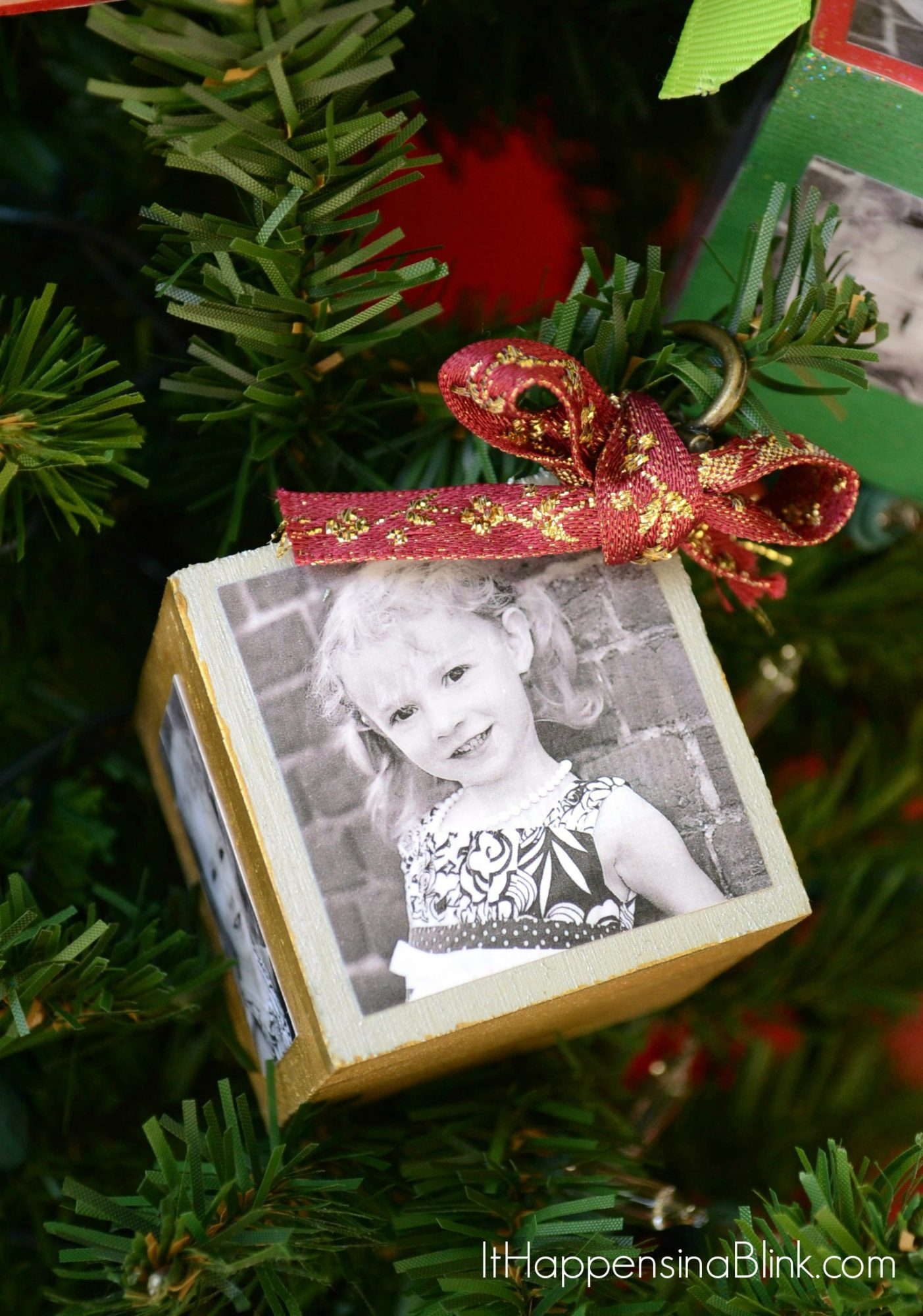 Photo Ornaments You Can Make Yourself