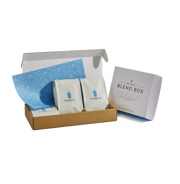 Blue Bottle Coffee Blend Box