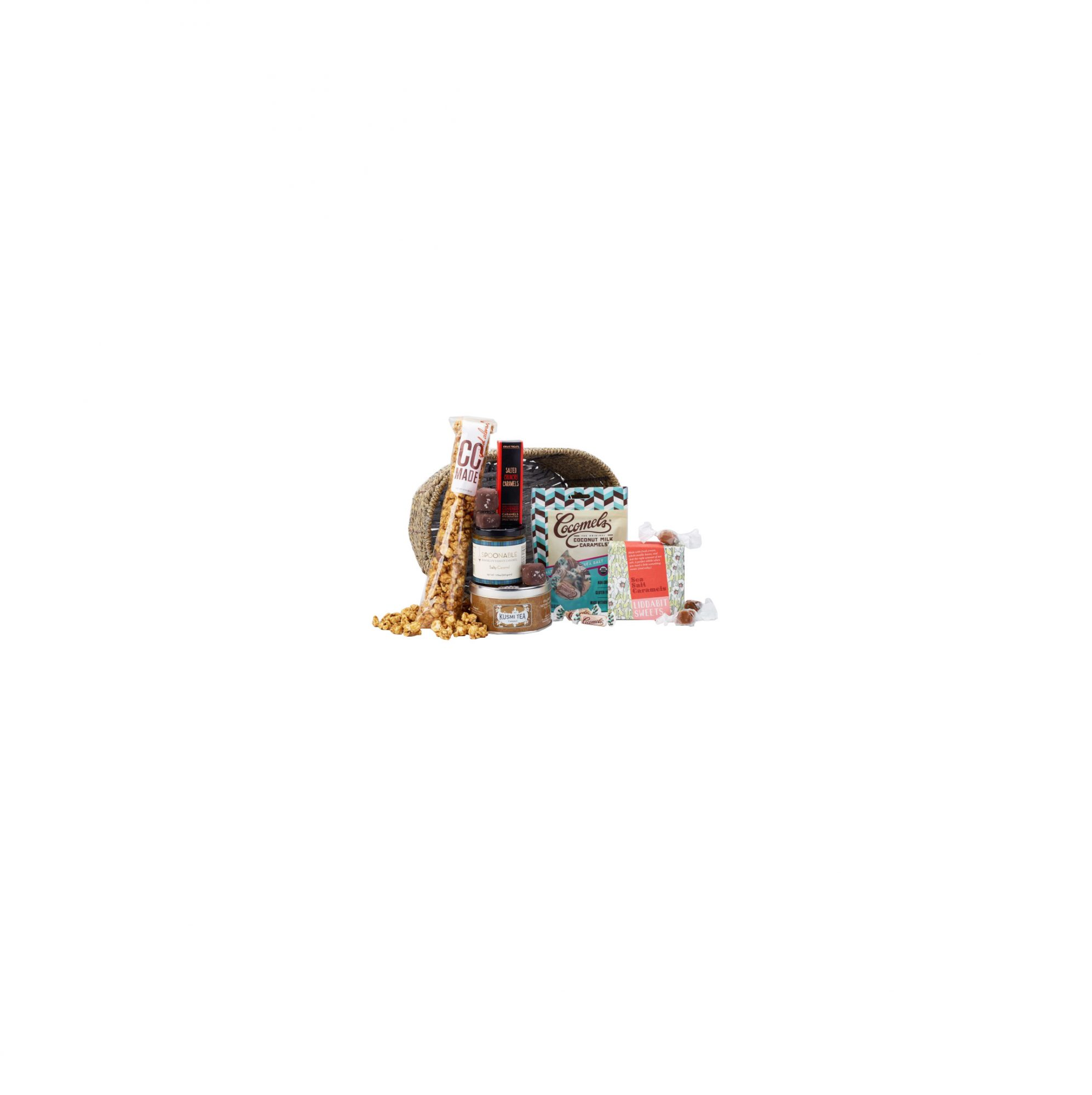 Gift baskets and sets for everyone on your list real simple for caramel lovers negle Images