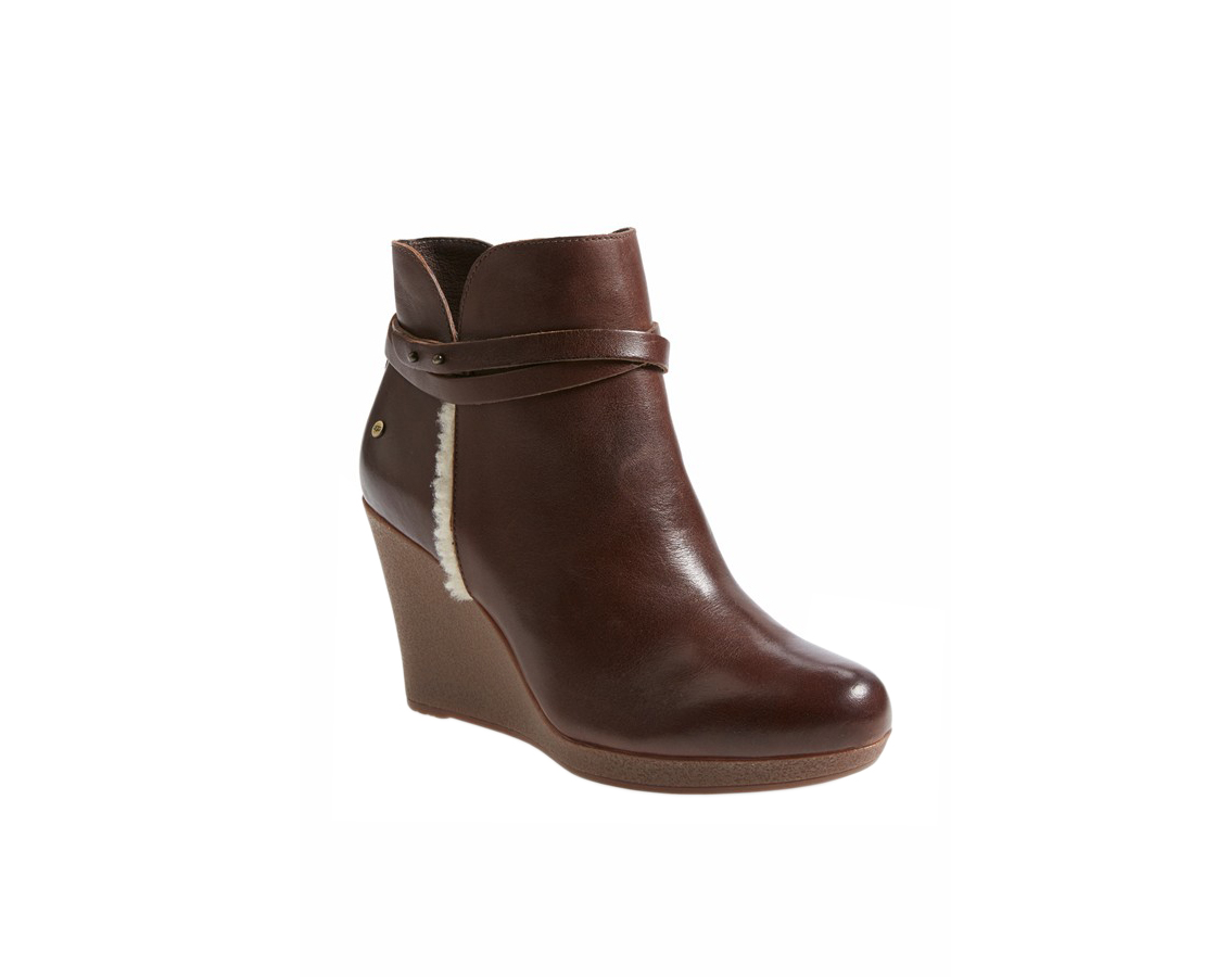 Ugg Australia Alexandra Wedge Boot