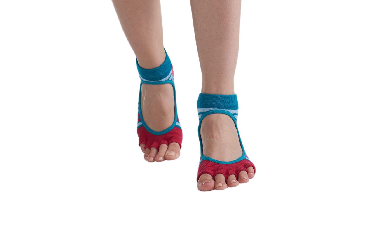 No-Slip Yoga Sock