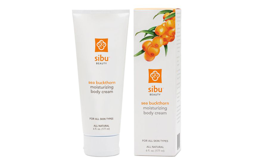 Sibu Beauty Sea Buckthorn Body Cream