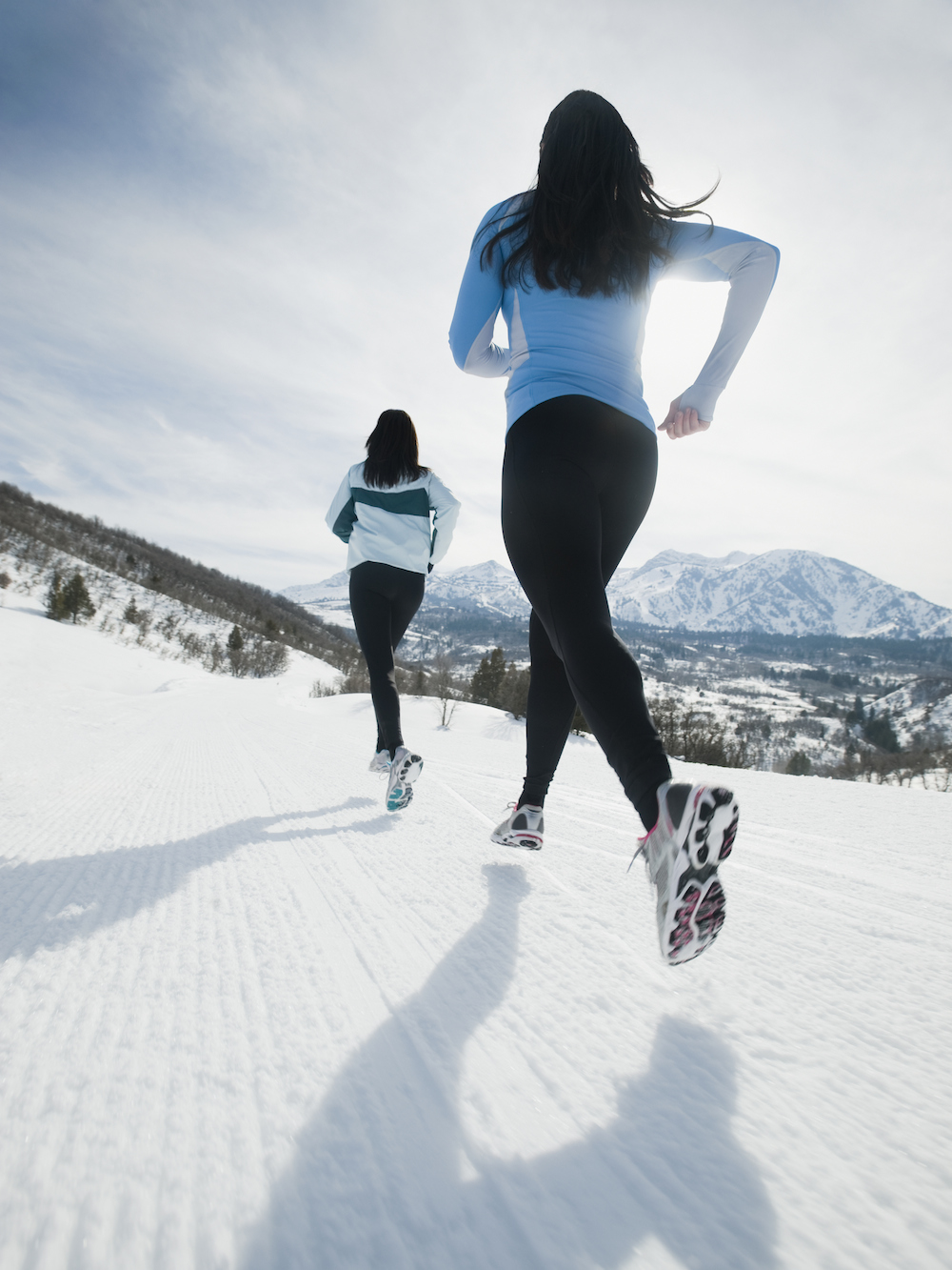 The Outdoors Can Recharge Your Exercise Routine