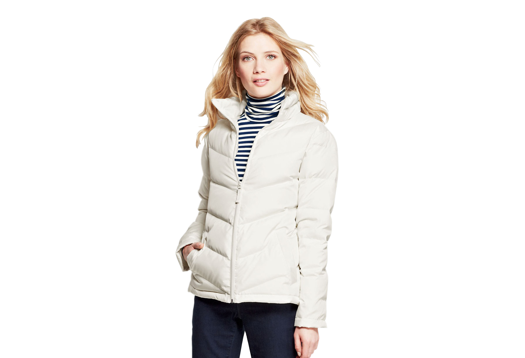 Lands' End Women's Down Jacket
