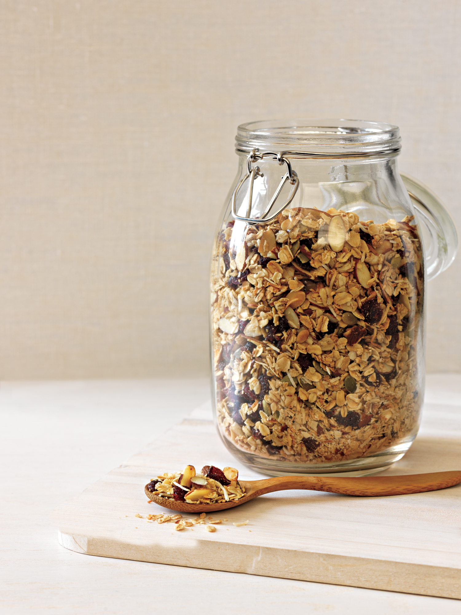 Easy Granola (new)