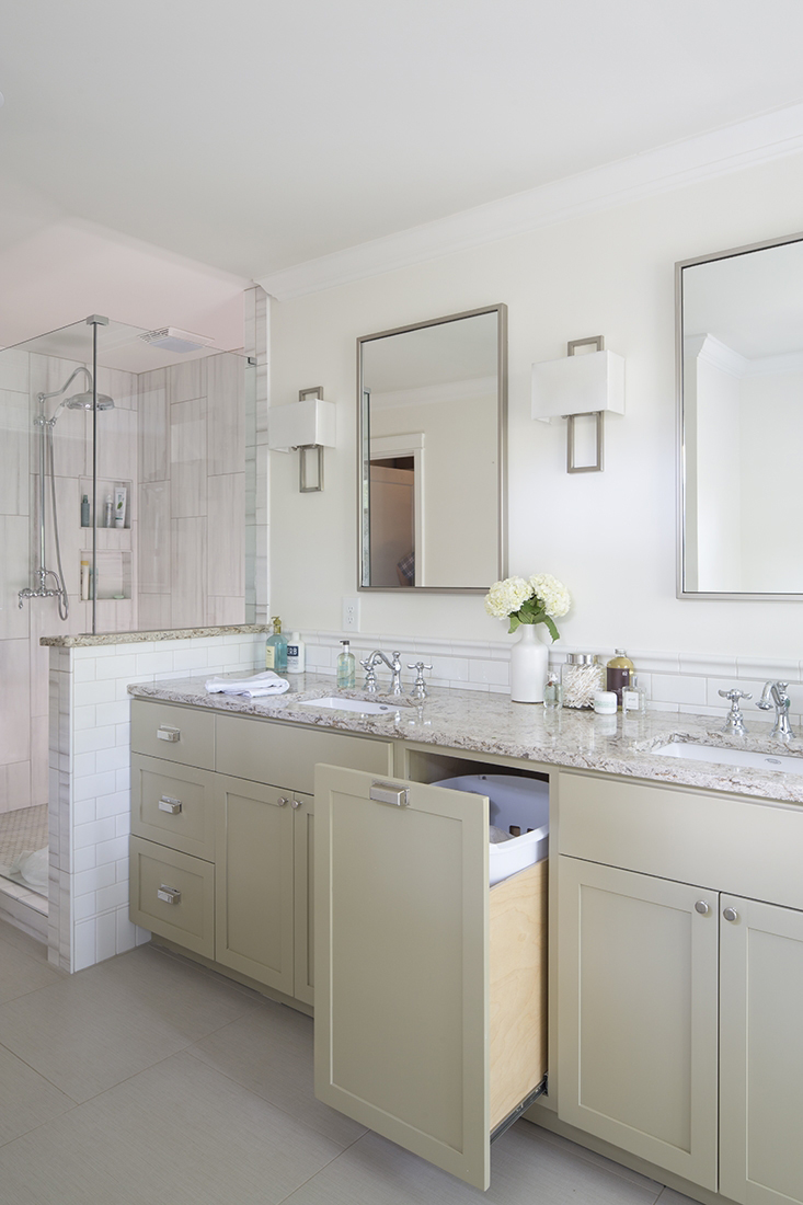 Nashville home bathroom after renovation