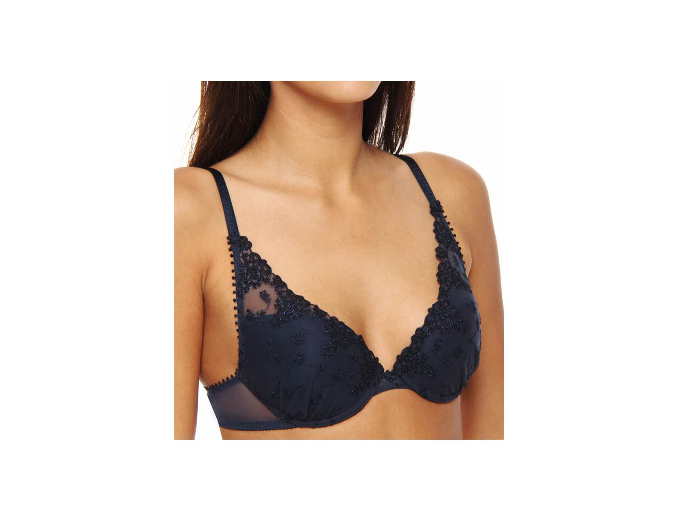 Passionata by Chantelle White Nights Push-Up Bra