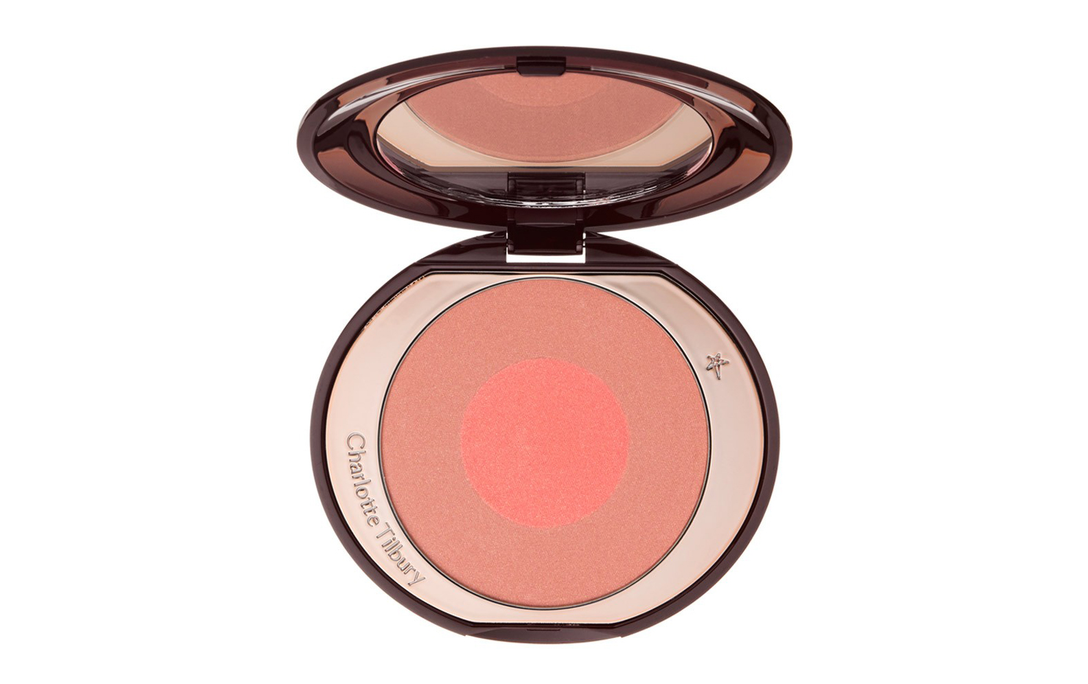 Charlotte Tilbury Cheek to Chic Swish & Pop Blush