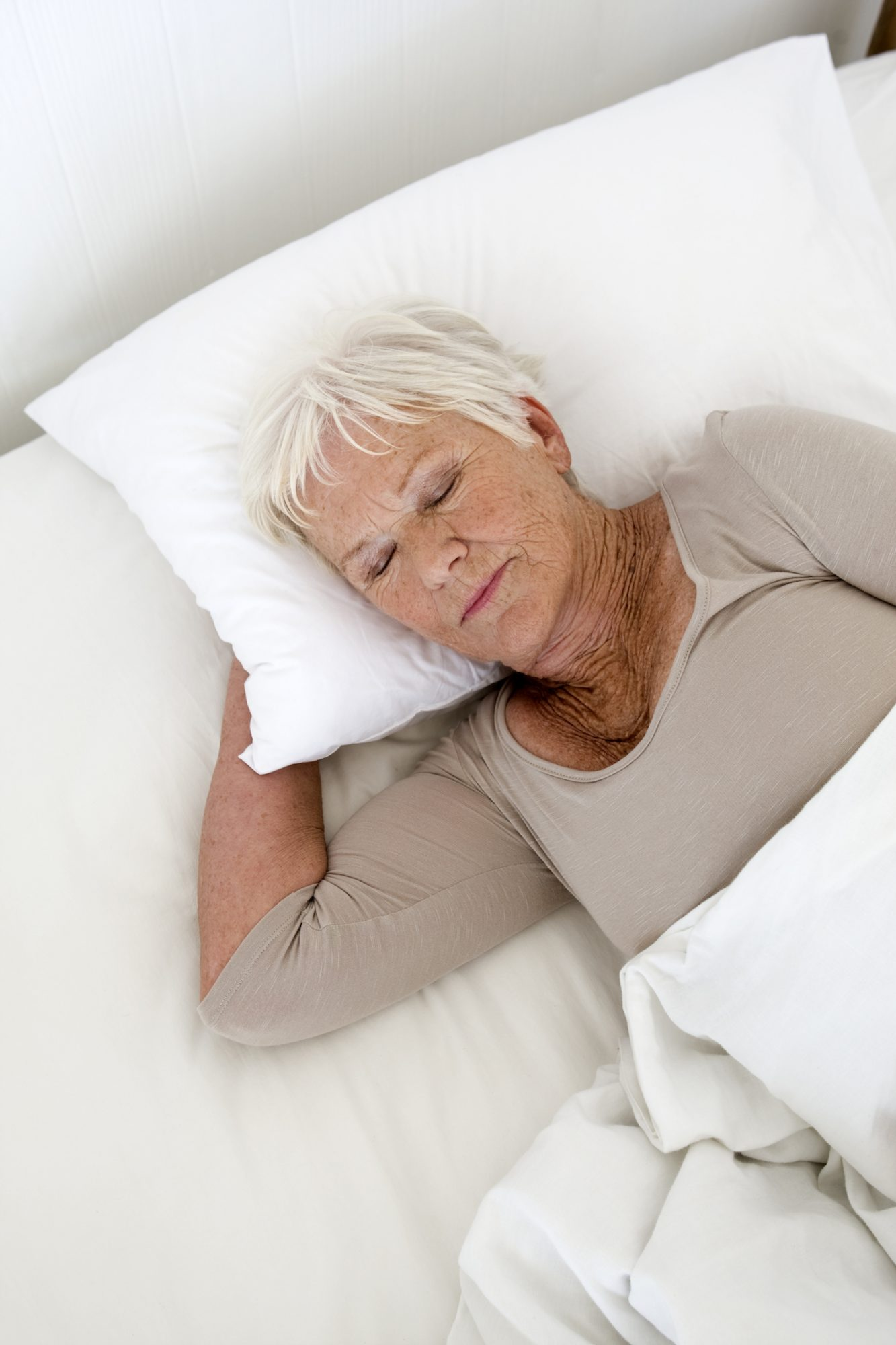 You With Woman How Make Sleep To An Older