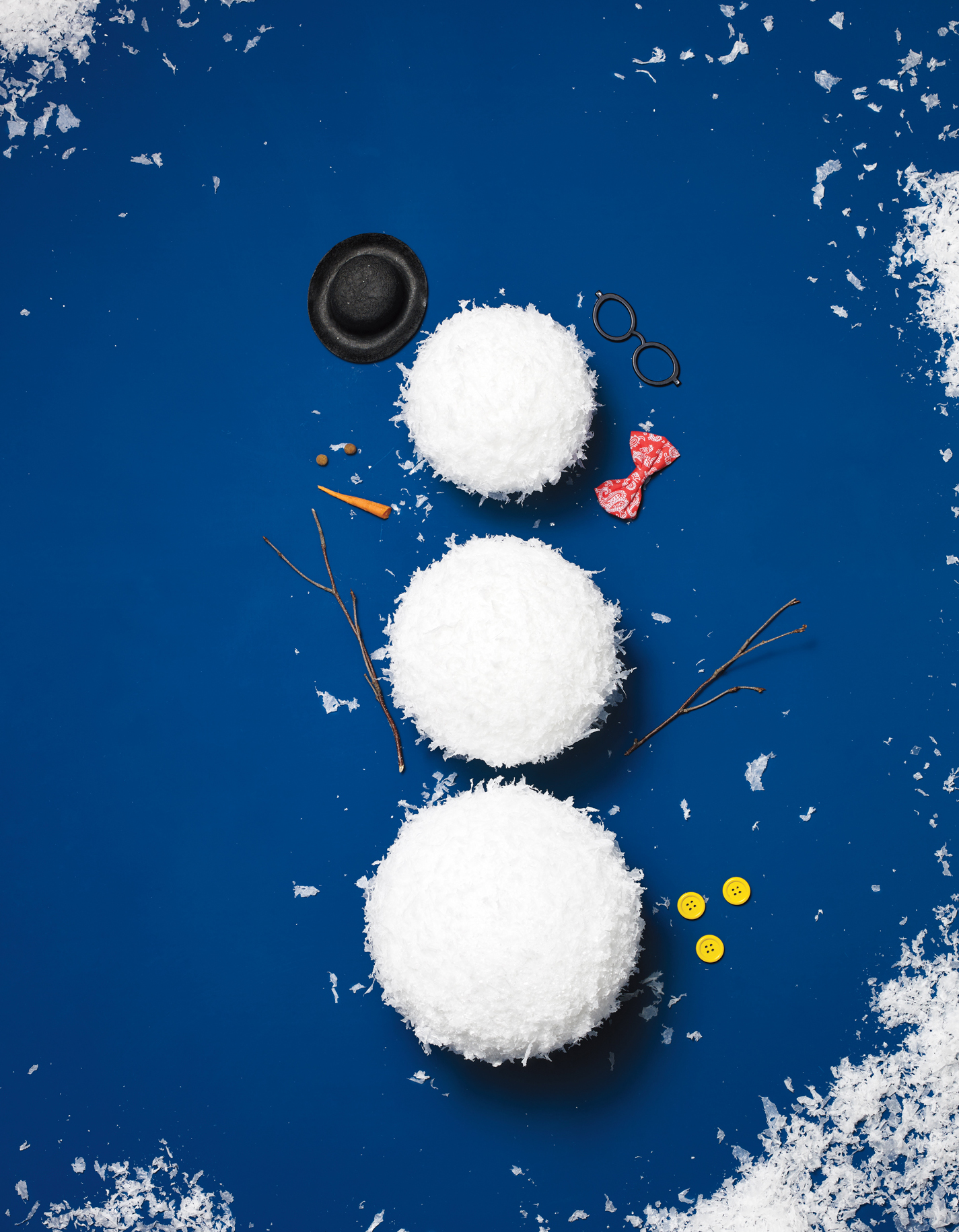 How to Build an Epic Snowman