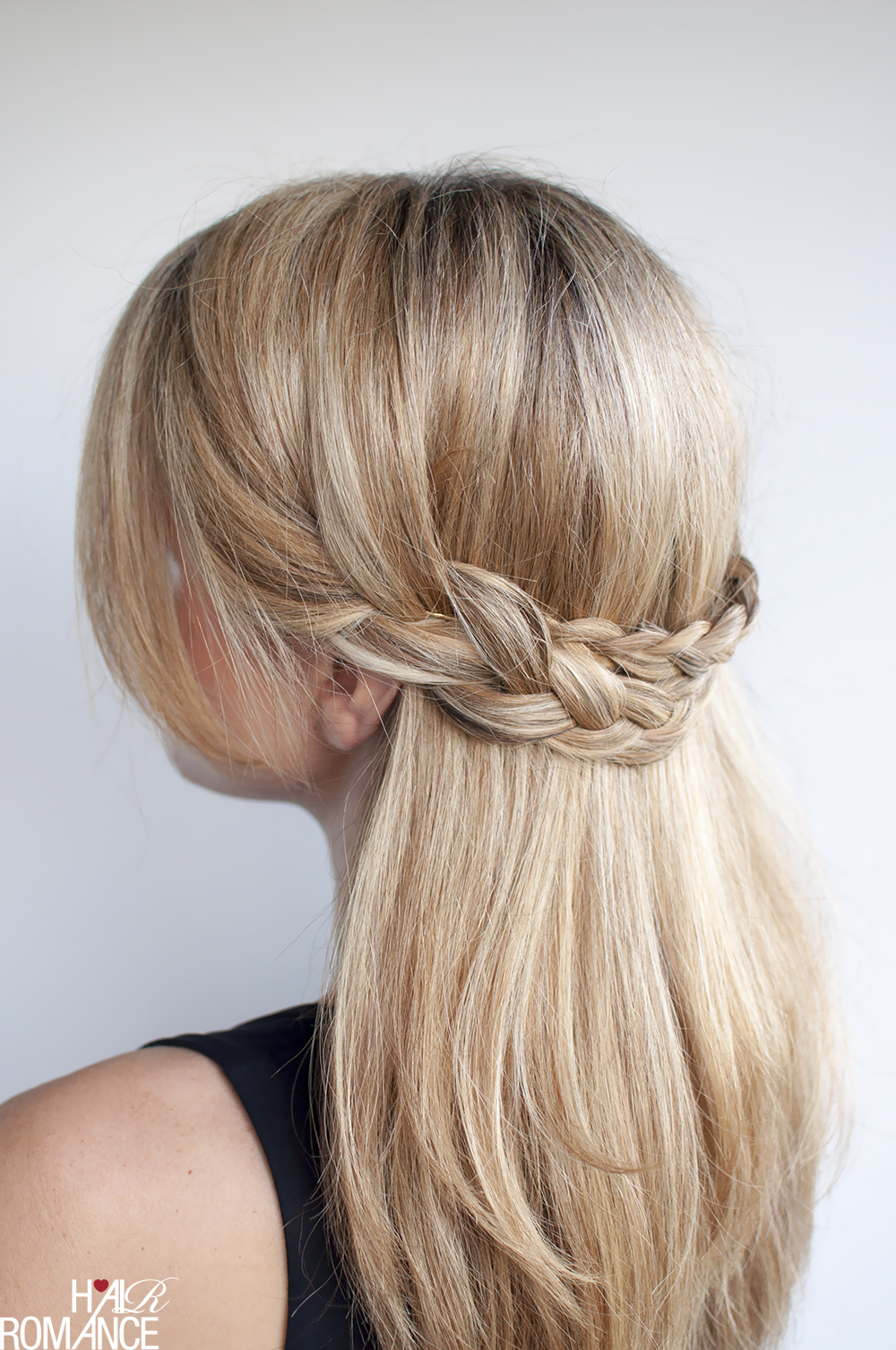 6 Office,Ready Hairstyles You Can Do in 10 Minutes or Less