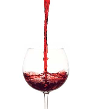 One Good Reason to Drink a Glass of Wine Tonight