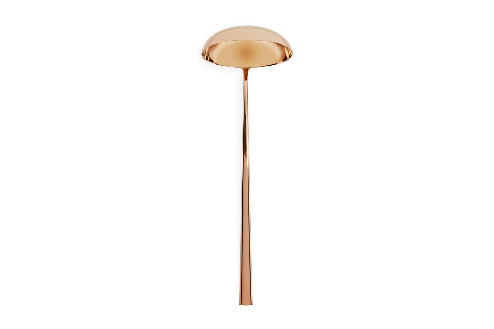 Duna by Cutipol Copper Soup Ladle