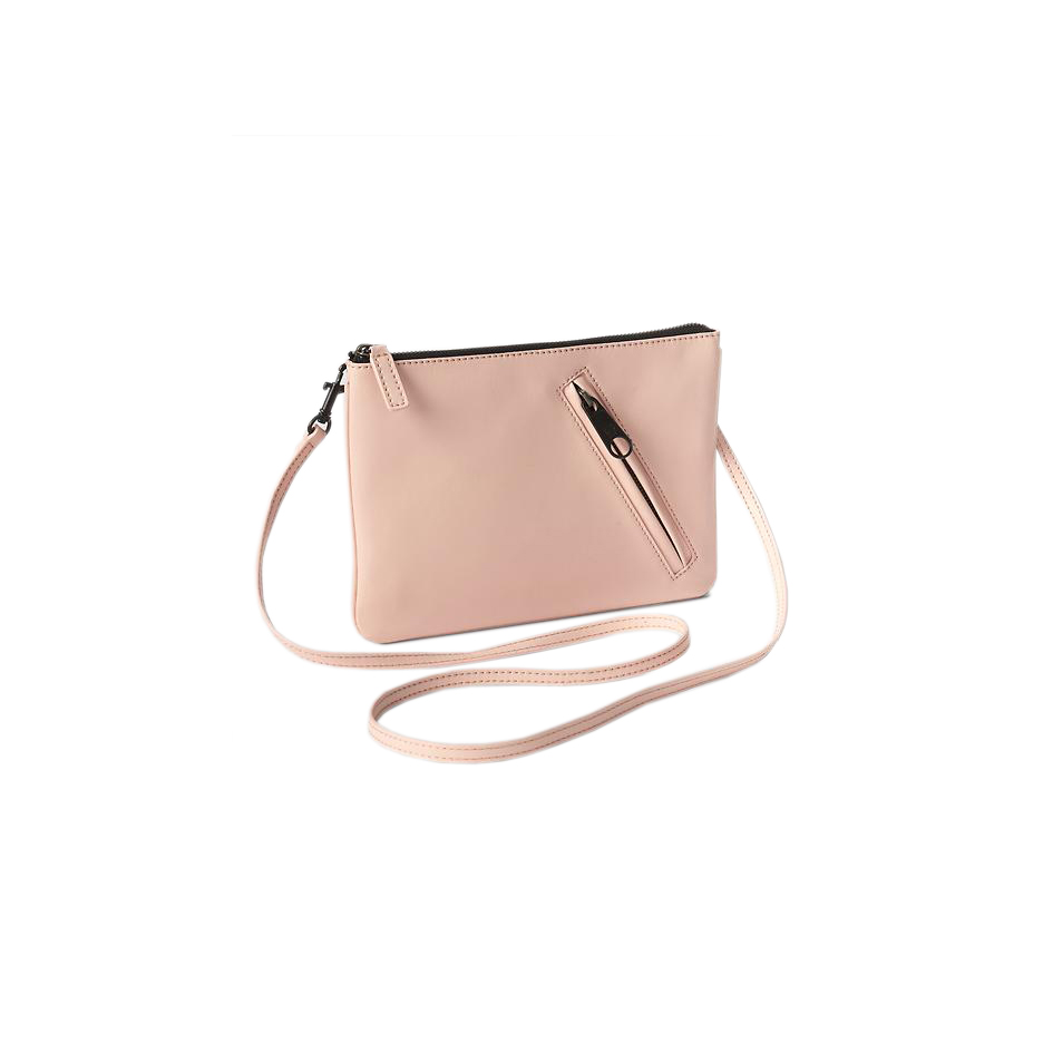 Gap Zip Leather Crossbody
