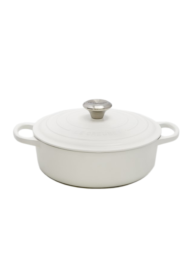 Le Creuset Signature Round Wide Dutch Oven